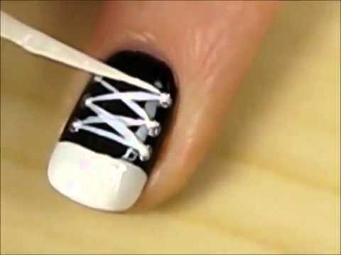 Красивые маникюры в домашних условиях на коротких ногтях фото