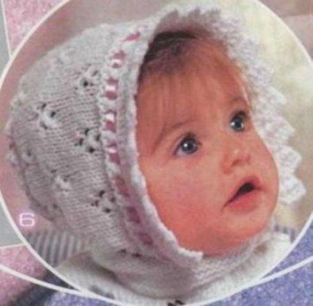 Связать спицами летнюю шапочку. Как вяжется детская летняя шапочка спицами?