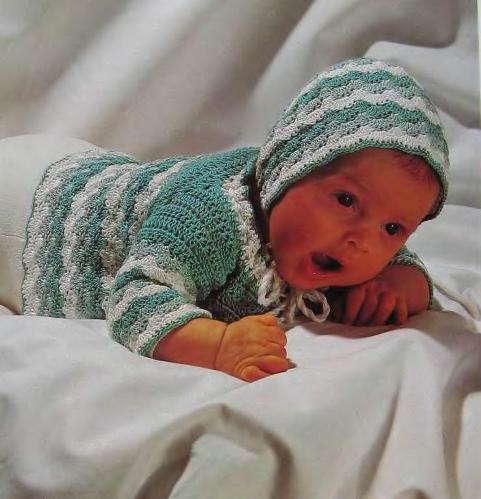 чепчик для новорожденного спицами видео