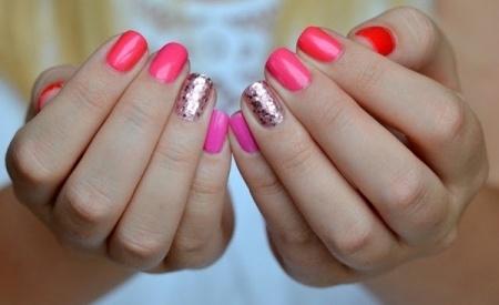 Маникюр в домашних условиях на короткие ногти. Какой маникюр подойдет для коротких ногтей?