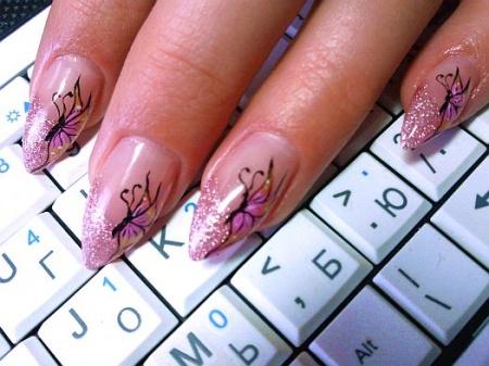 Дизайн ногтей для начинающих пошагово. Как наносить рисунки на ногтях – уроки для начинающих.