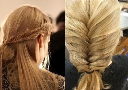 Прически на длинные волосы в школу. Какие прически можно сделать школьницам на длинные волосы.