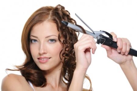 Как накрутить волосы на щипцы. Советы и рекомендации
