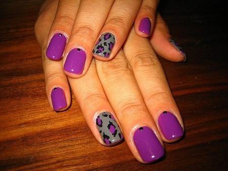 Дизайн ногтей однотонный. Особенности