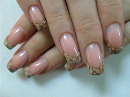 Дизайн ногтей Рептилии. Особенности