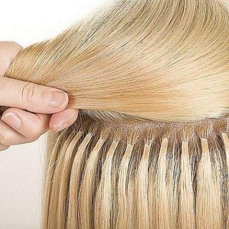 Наращивание волос холодным способом. Особенности