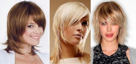 Объемные стрижки для тонких волос. Особенности