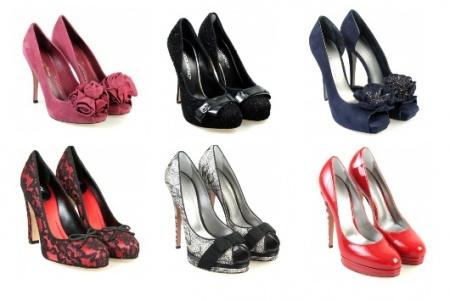 Женская обувь итальянских брендов