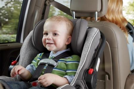 Детское автокресло — максимальная безопасность ребёнка