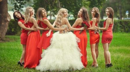 Как подобрать платье на свадьбу?