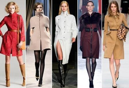 Мода весна — верхняя женская одежда