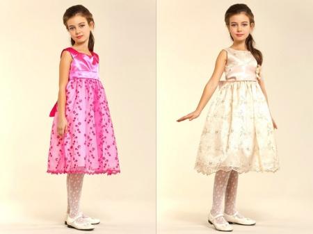 Как выбрать детское платье?