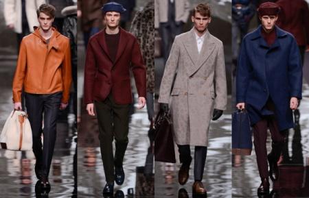Мужская мода сезона осень-зима