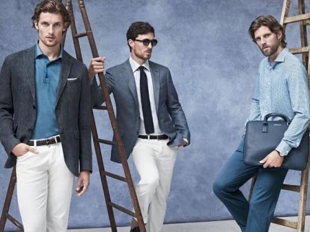 Цвет в мужском гардеробе: 5 правил хорошего тона