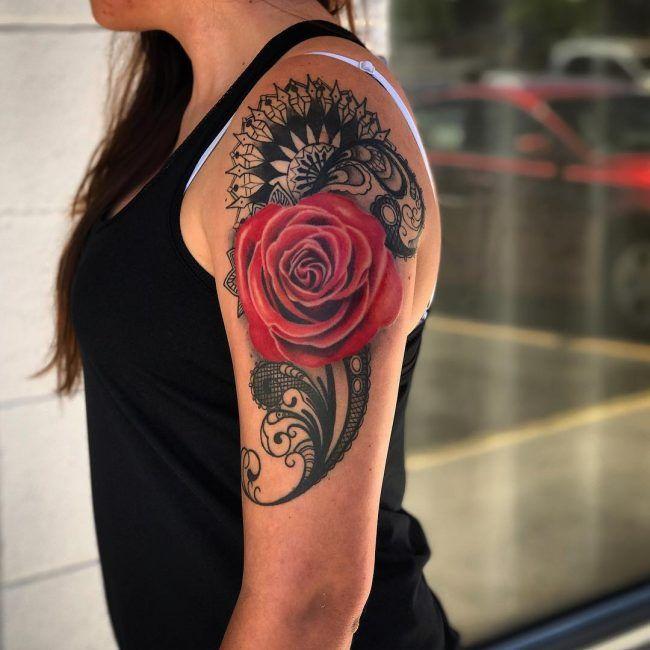 Модные и качественные татуировки делают только в лучших салонах тату Москвы