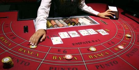 Лучшие условия для игры в Mini Baccarat на сайте Вулкан Vegas
