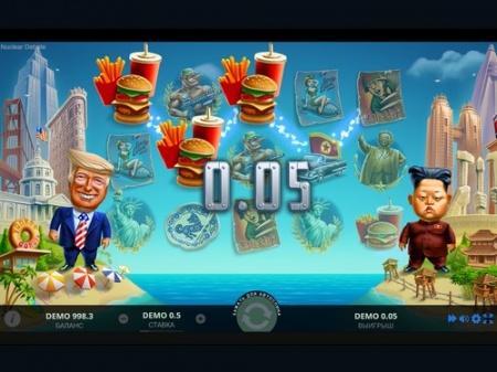 Играйте на деньги на официальном сайте казино GMSlots