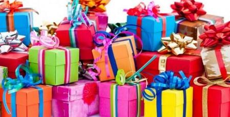 Выбор подарков для детей