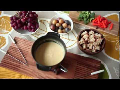 Как приготовить фондю с сыром в домашних условиях 938